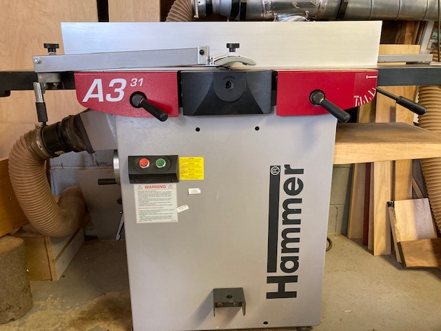 Flaherty Jointer Planer